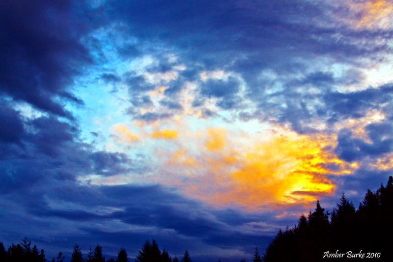 Lovely Sunset Sky